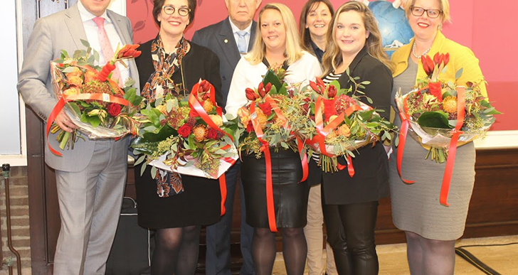 Golden Tulip Hotel Central op 2e plekHotel of the Year 2016